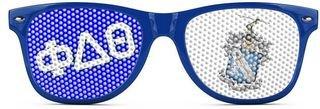 Phi Delta Theta Wayfarer Style Lens Sunglasses