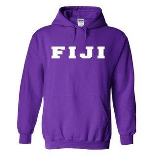 Phi Gamma Delta - FIJI Fraternity college Hoodie