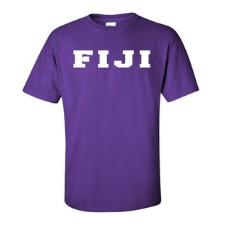Phi Gamma Delta - FIJI Fraternity college tee