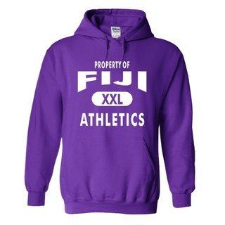 Phi Gamma Delta - FIJI Fraternity prop Hoodie