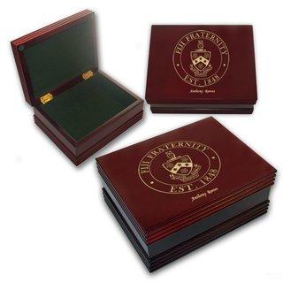 Phi Gamma Delta (FIJI) Keepsake Box