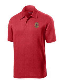 DISCOUNT-Phi Kappa Psi- World Famous Greek Crest - Shield Contender Polo