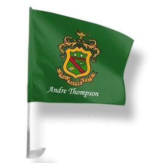 Phi Kappa Psi Car Flag