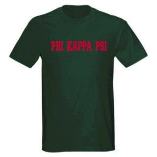 Phi Kappa Psi college tee
