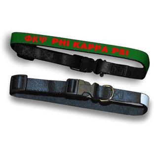 Phi Kappa Psi Dog Collar
