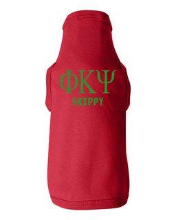 Phi Kappa Psi Doggie Tank - Tee