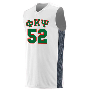 Phi Kappa Psi Fast Break Game Basketball Jersey
