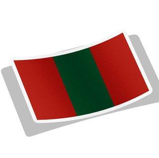 Phi Kappa Psi Flag Decal Sticker