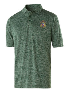 Phi Kappa Psi Greek Crest Emblem Electrify Polo