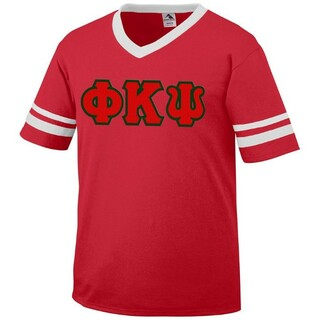 DISCOUNT-Phi Kappa Psi Jersey With Custom Sleeves