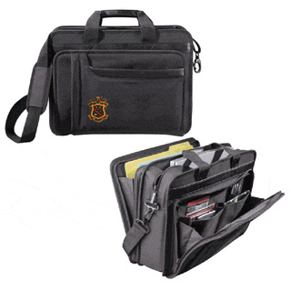 DISCOUNT-Phi Kappa Psi Crest - Shield Briefcase Attache