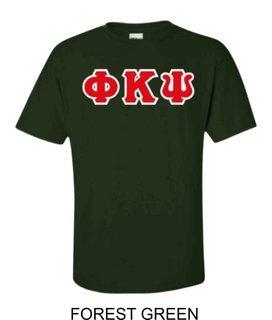 Phi Kappa Psi Lettered T-Shirt