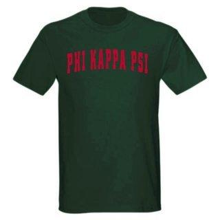 Phi Kappa Psi letterman tee