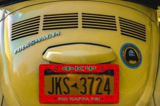 Phi Kappa Psi License Plate Frame
