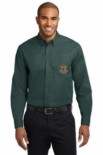 DISCOUNT-Phi Kappa Psi Long Sleeve Oxford