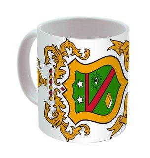 Phi Kappa Psi Mega Crest - Shield Coffee Mug