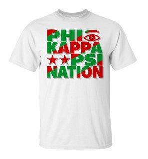 Phi Kappa Psi Nation T-Shirt