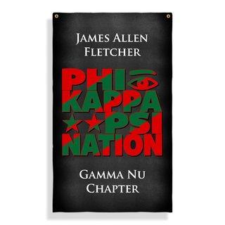 Phi Kappa Psi Nations Giant Flag