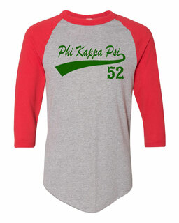 Phi Kappa Psi Tail Year Raglan
