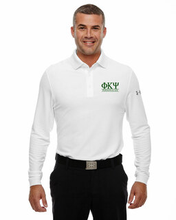 Phi Kappa Psi Under Armour�  Men's Performance Long Sleeve Fraternity Polo