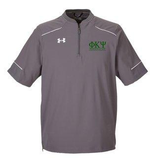 Phi Kappa Psi Under Armour�  Men's Ultimate Short Sleeve Fraternity Windshirt