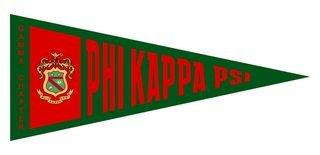 Phi Kappa Psi Wall Pennants