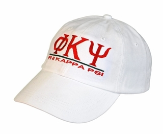 Phi Kappa Psi World Famous Line Hat - MADE FAST!
