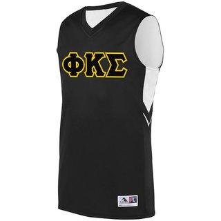 DISCOUNT-Phi Kappa Sigma Alley-Oop Basketball Jersey
