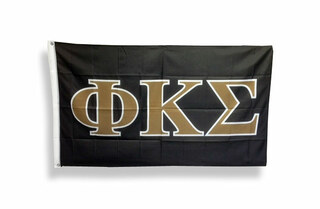 Phi Kappa Sigma Big Greek Letter Flag