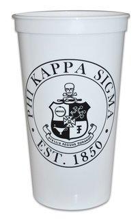 Phi Kappa Sigma Big Plastic Stadium Cup