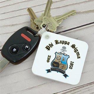 Phi Kappa Sigma Color Keychains