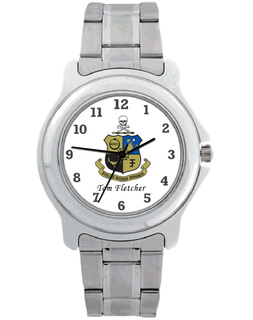 Phi Kappa Sigma Commander Watch