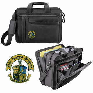 Phi Kappa Sigma Crest Briefcase Attache