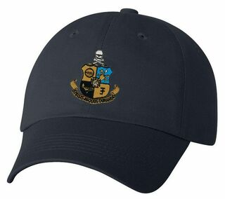 DISCOUNT-Phi Kappa Sigma Crest - Shield Emblem Hat