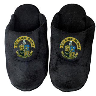 DISCOUNT-Phi Kappa Sigma Crest - Shield Slippers