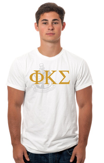 Phi Kappa Sigma Crest - Shield Tee