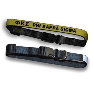 Phi Kappa Sigma Dog Collar