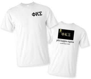 Phi Kappa Sigma Flag T-Shirt