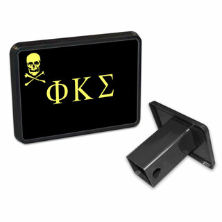 Phi Kappa Sigma Flag Trailer Hitch Cover