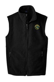 Phi Kappa Sigma Fleece Crest - Shield Vest