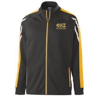 Phi Kappa Sigma Flux Track Jacket