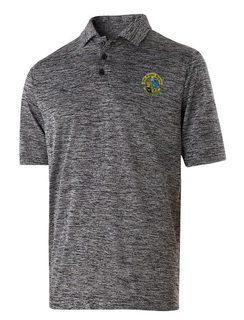 Phi Kappa Sigma Greek Crest Emblem Electrify Polo