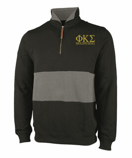 Phi Kappa Sigma Greek Letter Quad Pullover