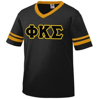 DISCOUNT-Phi Kappa Sigma Jersey With Custom Sleeves