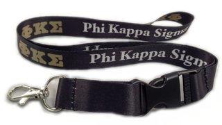 Phi Kappa Sigma Lanyard