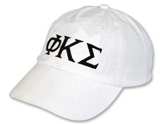 Phi Kappa Sigma Letter Hat