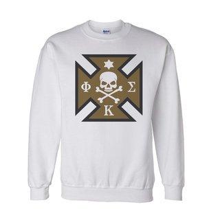 Phi Kappa Sigma Logo Crewneck Sweatshirt