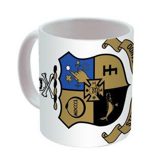 Phi Kappa Sigma Mega Crest - Shield Coffee Mug