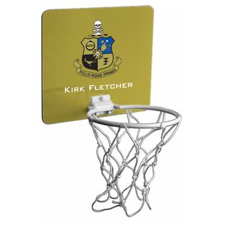 Phi Kappa Sigma Mini Basketball Hoop