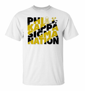 Phi Kappa Sigma Nation T-Shirt